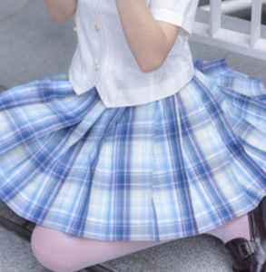 jk裙子怎么洗不影响褶子 jk裙有没有安全裤