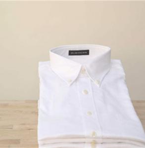 衬衣怎么折叠方法 日常衬衣收纳小技巧