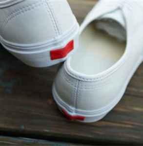 vans鞋尾標有幾種 辨別真假的方法