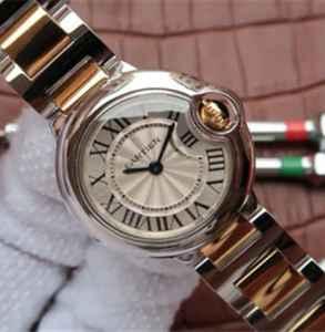 卡地亚手表怎么打开表链 卡地亚手表表带扣法大全