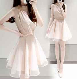 连衣裙太肥自己怎么修改 连衣裙怎么搭配