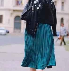 裙子容易起皱怎么处理 一片式裙子怎么穿