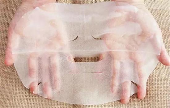 皮肤干敷面膜有刺痛怎么回事?