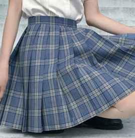 jk裙子腰围大了怎么办 jk裙子太长了能裁短吗