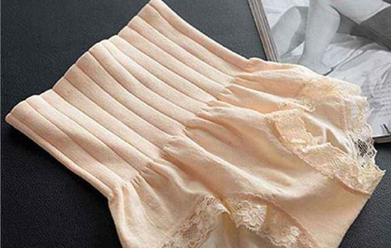 塑身内裤的正确穿法 塑