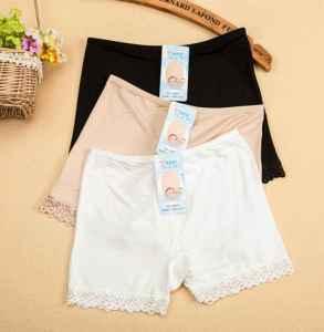 内裤和安全裤哪个穿在里面 内裤和安全裤如何挑选