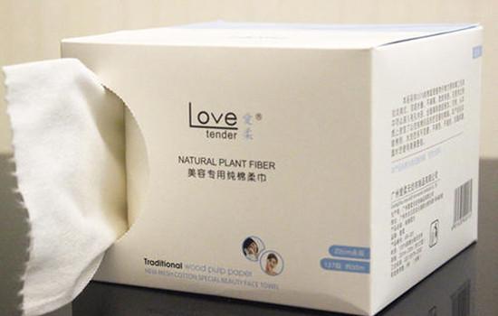 洗脸巾和餐巾纸有什么区别 洗脸巾洗脸对皮肤好吗