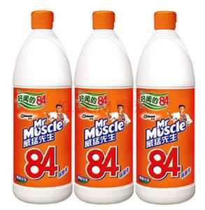 裤子被84染色怎么还原 如何正确用84洗衣服
