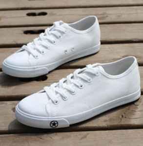 白鞋鞋邊發黃怎么辦 小白鞋配什么衣服好看