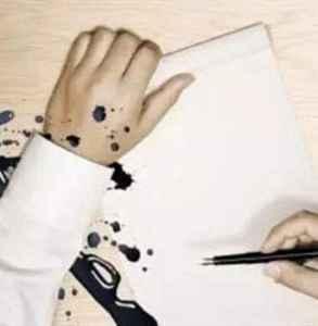 签字笔墨水弄到衣服上怎么洗 不同墨水的去除方法