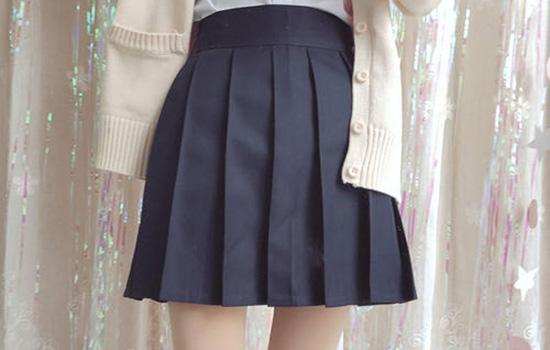 jk裙子腰围大了怎么办 JK裙和普通百褶裙有什么区别