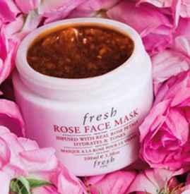 fresh玫瑰双效面膜用法 fresh玫瑰面膜敷多长时间