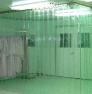塑料門簾發黃怎么清洗 用塑料門簾的好處