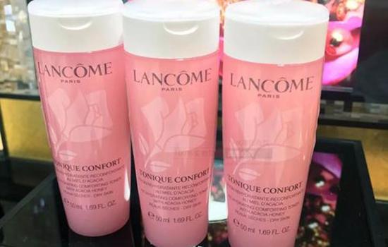 兰蔻粉水系列有乳液吗 兰蔻粉水可以当乳液用吗