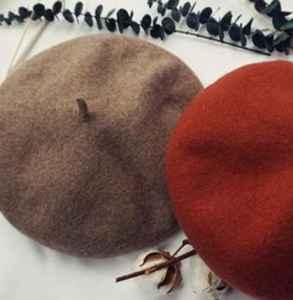 为什么贝雷帽是歪的 竟然歪着戴才漂亮
