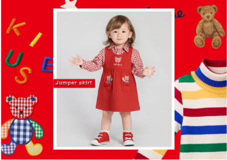 【美天棋牌】工艺和历史兼具 MIKI HOUSE 2020秋冬新系列
