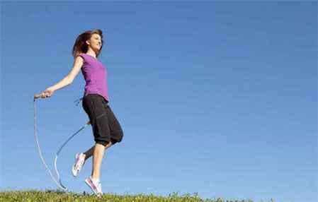 慢跑加跳绳能减肥吗 慢跑能减肥吗(图1)