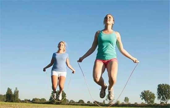 跳绳减肥误区 什么人都可以跳绳吗