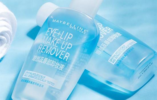 卸妆液按摩可以去黑头吗 卸妆液和卸妆水的区别