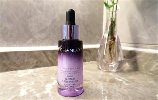 自然堂小紫瓶精华液好用吗 自然堂小紫瓶精华成分