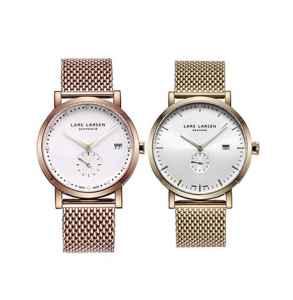 拉尔森手表什么档次 拉尔森手表怎么样