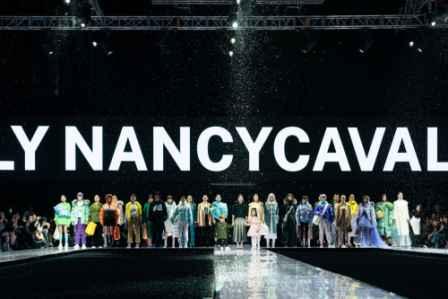 Nancycavally全球首秀│颠覆自我,重新定义