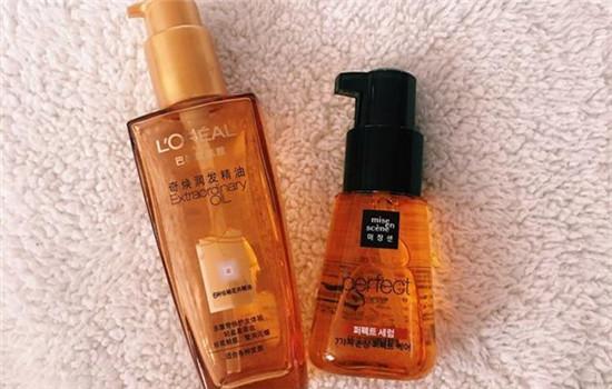 护发精油按摩头皮有什么用 护发精油的正确使用