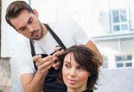 烫过的头发下次怎么剪 卷发剪短发怎么剪好看