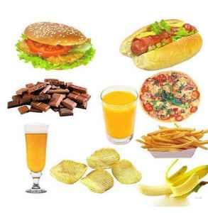 减肥不能吃哪些高热量食物 食物卡路里的正确计算方法