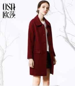 欧莎女装是几线品牌