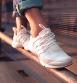小白鞋鞋帶的24種系法
