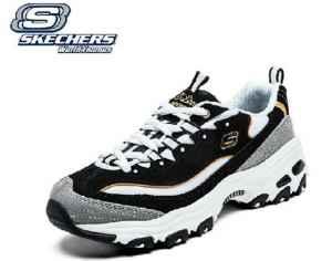 斯凯奇真假鞋对比有什么不同