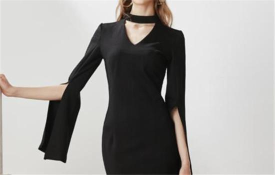 2号站代理注册小黑裙可以穿打底裤吗 小黑裙怎么搭配好看