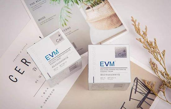 evm是什么国家的牌子 中国的高功能型护肤品牌