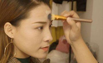 妝面總是臟臟的,可能是你的化妝刷不會用