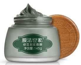 膜法世家绿豆泥面膜怎么用