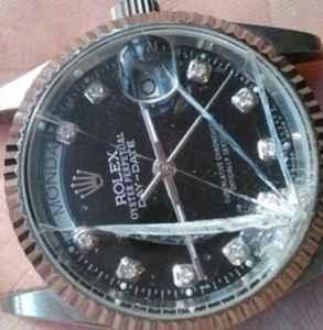手表玻璃碎了能修嗎 手表玻璃碎了怎么辦