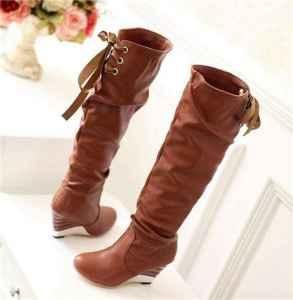 長筒靴掉筒最簡單有效的辦法 長筒靴里面掉色怎么辦