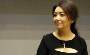 江珊现任老公张博照片,年轻帅气,被称演艺圈年纪最大姐弟恋