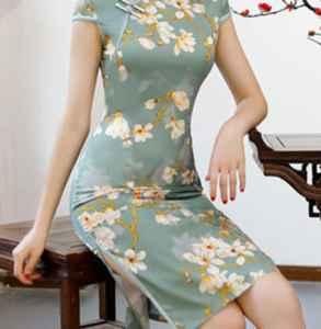 旗袍是哪个民族的传统服装 旗袍的历史由来与演变