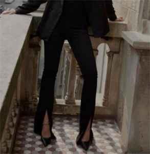 闊腳褲屬于女士正裝嗎