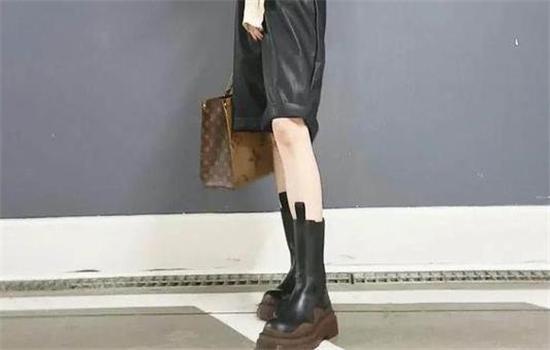 切尔西靴筒高多少合适