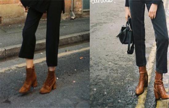 切尔西靴和烟筒靴的区别