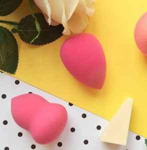 美妆蛋可以涂哪些化妆品 美妆蛋不同形状及其用途