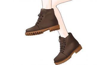時尚單品馬丁靴,沒想到這么多種搭配