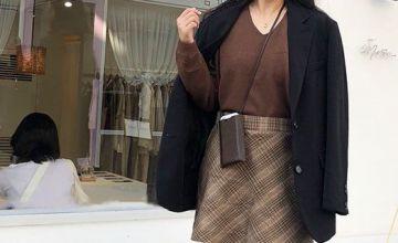 大衣+半裙,解鎖冬季新穿搭