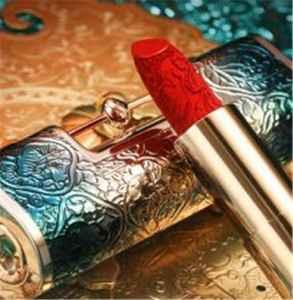 花西子同心鎖口紅哪個顏色好看 絕美雕花工藝口紅