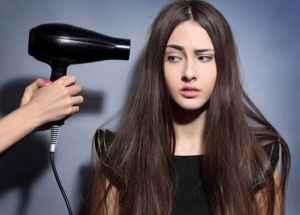 頭發貼頭皮怎么改善
