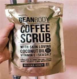 咖啡磨砂膏该怎么使用才是正确的