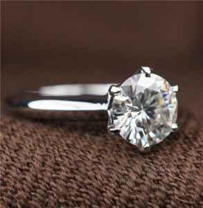 莫桑钻为什么比钻石便宜